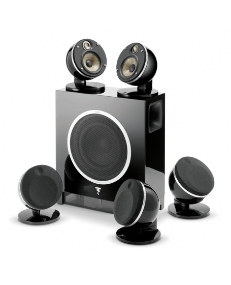 Focal Pack Dome 5.1 Speaker Package