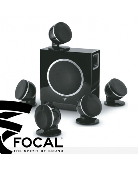 Focal Pack Dome 5.1 H/ Theater Speaker System