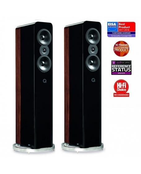 Q Acoustics Concept 500 Floor Standing Speaker