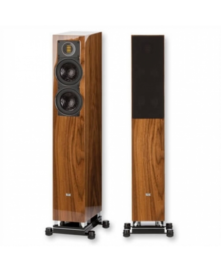 ELAC FS 407 Floor Standing Speaker Made In Germany