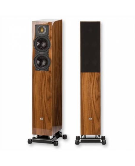 ELAC FS 407 Floor Standing Speaker Made In Germany