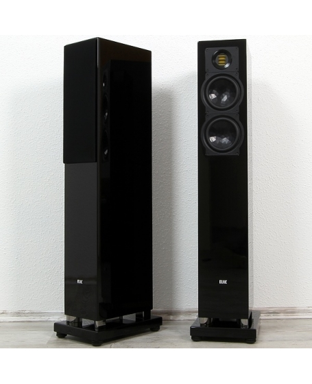 ELAC FS247.3 Floor Standing Speaker Made In German