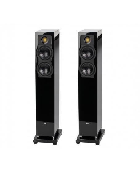 ELAC FS247.3 Floor Standing Speaker Made In German