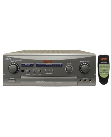 BMB DAX-1000 Hi End Karaoke Mixing Amplifier ( PL )