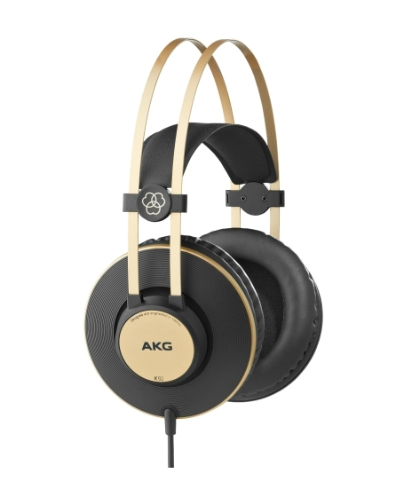 AKG K92 Black Closed-Back Headphones