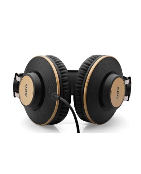 AKG K92 Black Closed-Back Headphones