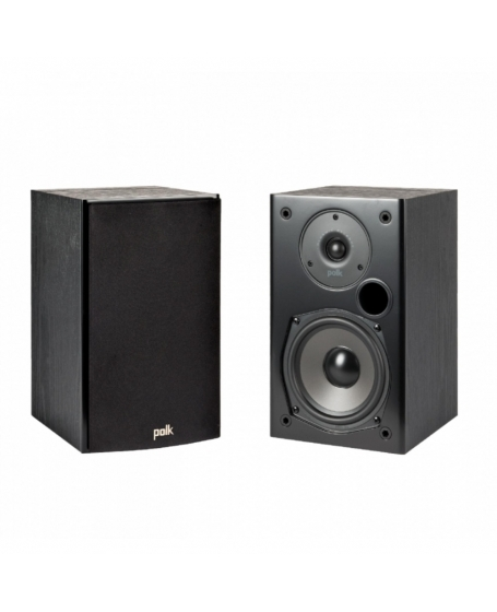Polk Audio T15 Bookshelf Speakers