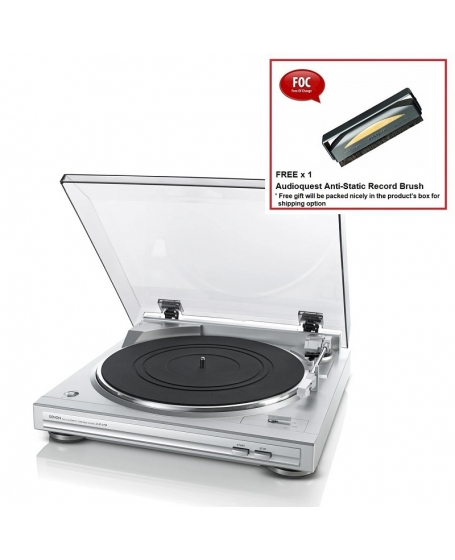 Denon DP29F Turntable