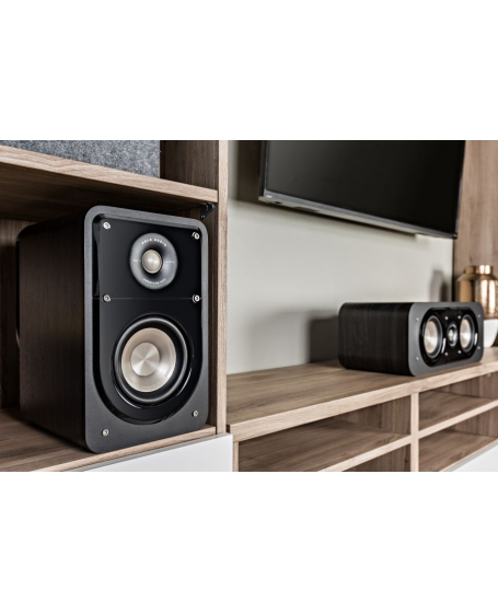 Polk Audio Signature S15 Bookshelf Speakers