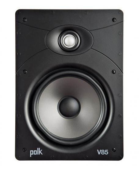 Polk Audio V85 High Performance Vanishing In-Wall Speaker ( Each )