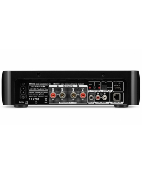 Marantz M-CR511 Melody Streamer With Amplifier