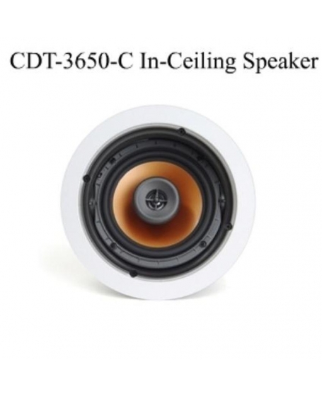 Klipsch CDT-3650C-II In-Ceiling Speaker (Each)