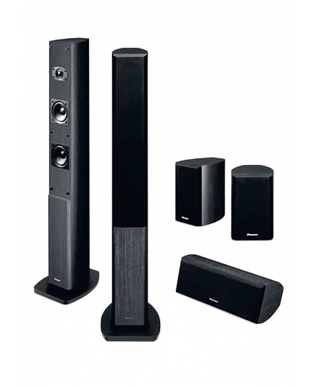 Pioneer S-LM2 Home Theater Speaker Package