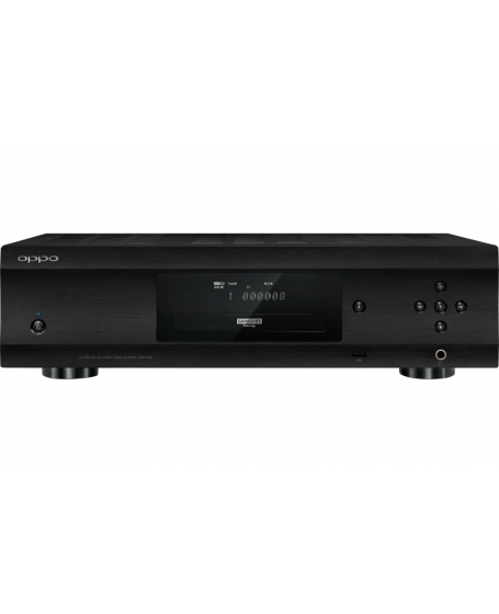 OPPO UDP-205 4K Ultra HD Audiophile Blu-ray Player With Jailbreak Cinavia Free