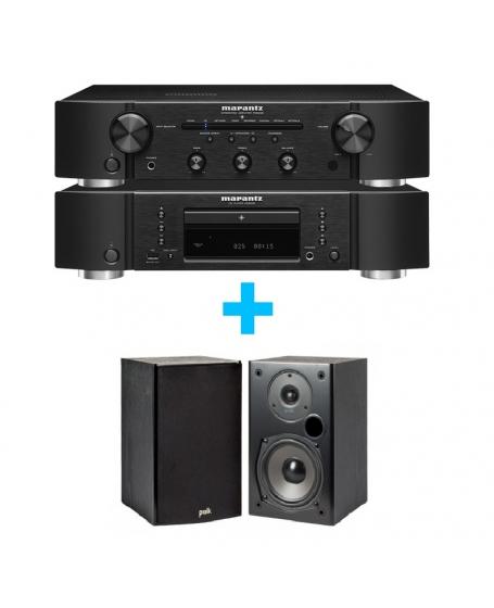 Marantz + Polk Audio Hi Fi Package