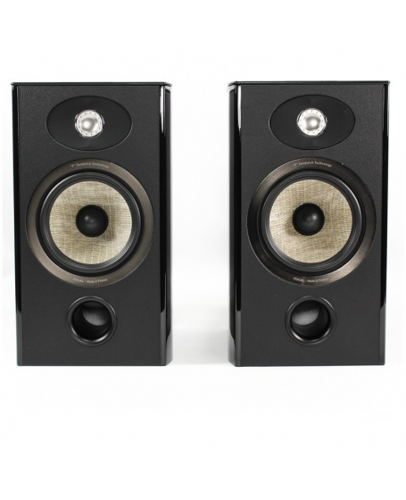 Focal Aria 906 Bookshelf Speaker Made In France