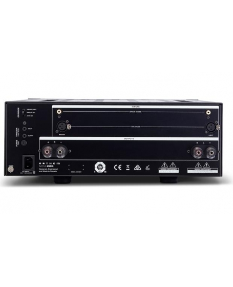 Anthem MCA225 2Ch 225W Power Amplifier Made In Canada