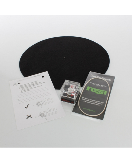Rega Performance Pack Kit Made In England