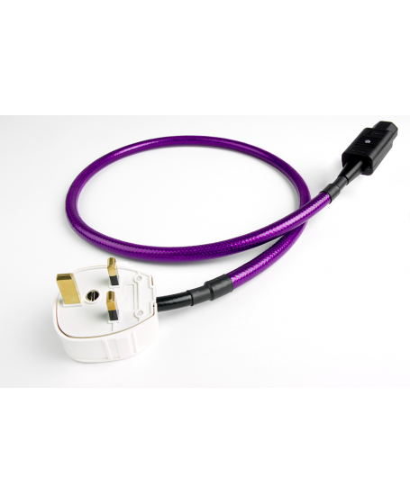 Chord Shawline Purple Power Cable 1.5 Meter