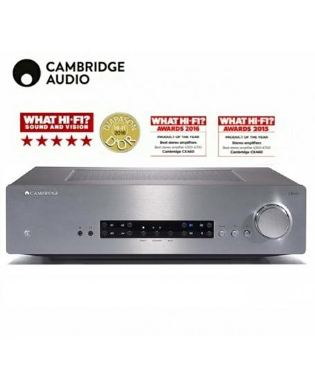 Cambridge Audio CXA60 Integrated Amplifier