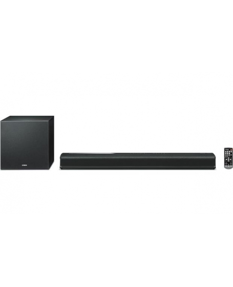 Yamaha YAS-706 Powered Sound Bar With Subwoofer