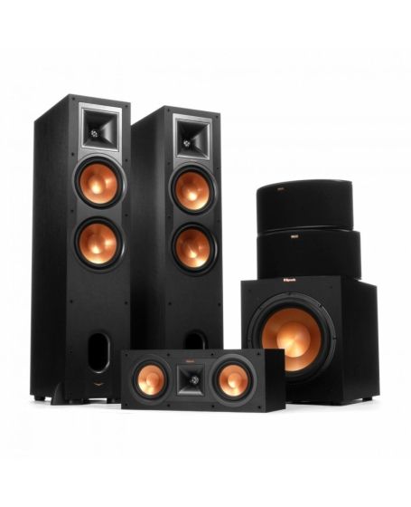 Klipsch Reference Series R-28F 5.1 Home Theatre System