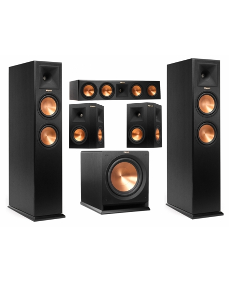 Klipsch Reference Premiere RP-280 5.1 Home Theater System