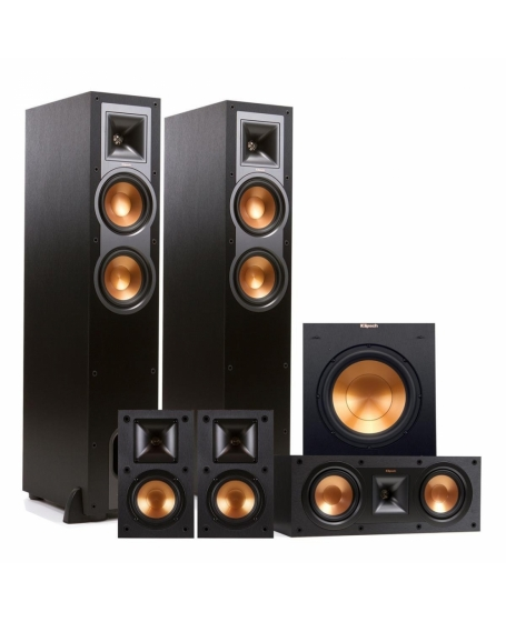 Klipsch Reference Series R-26F 5.1 Home Theatre System