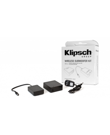 Klipsch WA-2 Wireless Sub Woofer Kit