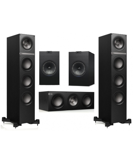 KEF Q500 5.0 Home Theater System