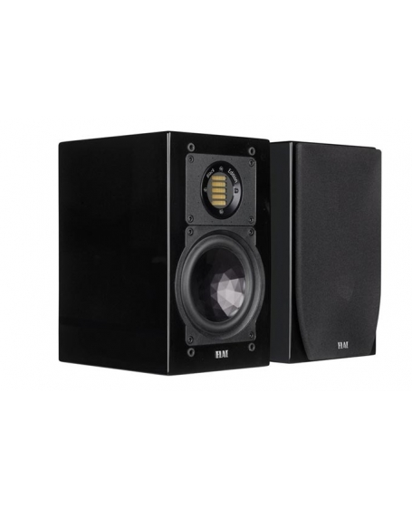 ELAC BS 243.3 Bookshelf Speaker With JET Tweeter