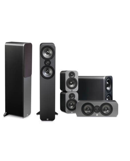 Q Acoustics 3050 5.1 Home Theater System