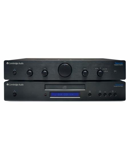 Cambridge Audio + Polk Audio Hi Fi Package