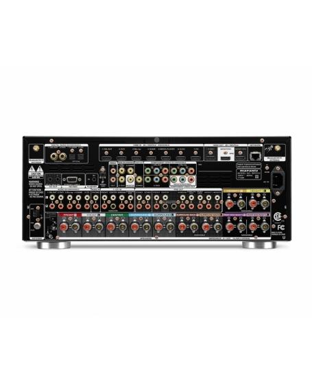 Marantz SR7010 9.2 Ch Atmos Network AV Receiver ( DU )
