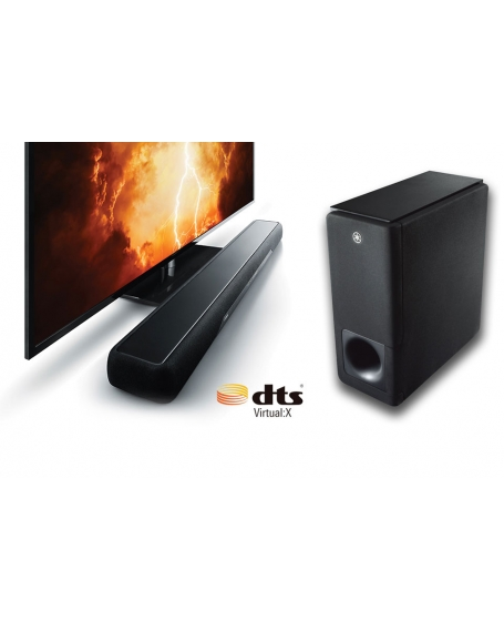 Yamaha YAS-207 Sound Bar With Wireless Subwoofer