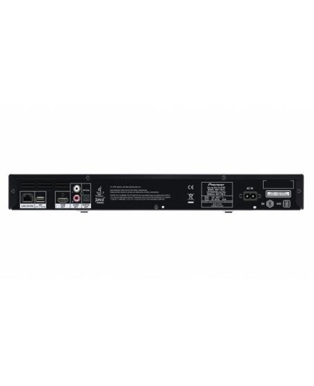 Pioneer BDP180 Network 3D Blu-Ray Player Jailbreak Version
