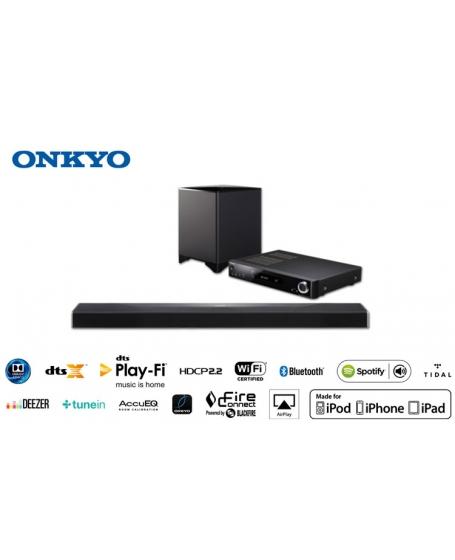 Onkyo LS7200 Hi End Dolby Atmos Sound Bar