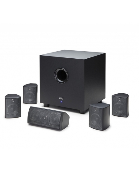 ELAC Cinema 5 5.1Ch Satellite Speaker Package