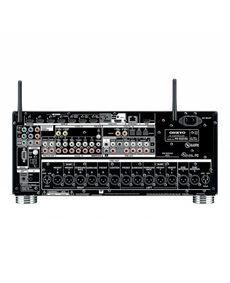 Onkyo PR-RZ 5100 11.2CH Network AV Pre Amplifier