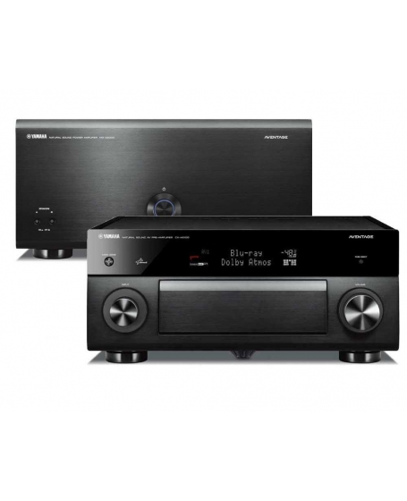 Yamaha CX-A5100 + MX-A5000 Pre & Power Amplifier