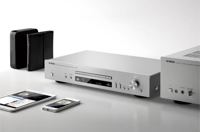 yamaha cd n301 network cd player. Black Bedroom Furniture Sets. Home Design Ideas