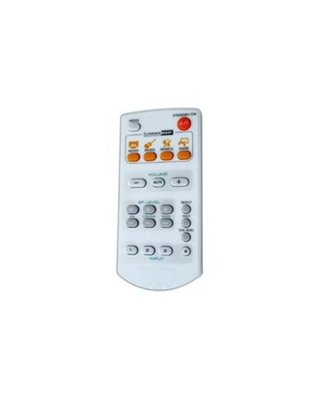 Yamaha Home Theater System Remote Control