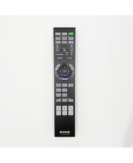 Sony Home Theater Projector Remote Control