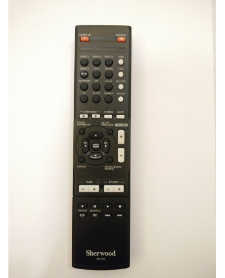 Sherwood AV Receiver Remote Control