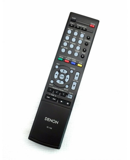Denon AV Receiver Remote Control
