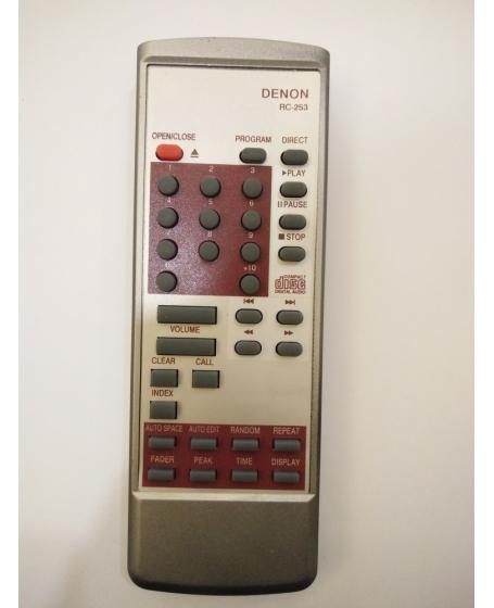 Denon CD Player Remote Control