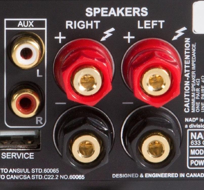 NAD D3020 V2 Hybrid Digital DAC Amplifier