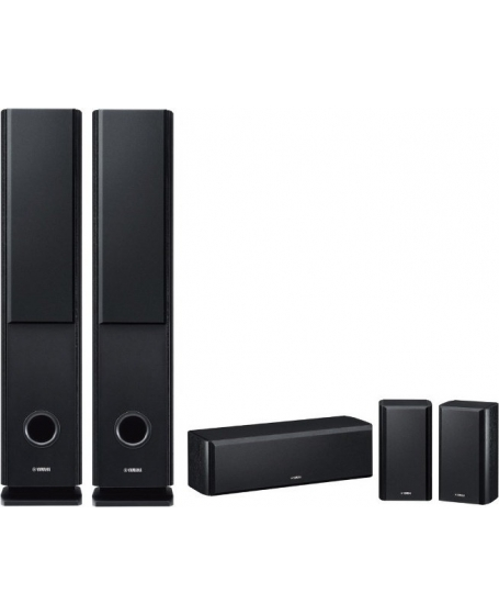 Yamaha NS-F/P160 Home Theatre 5Pc 5.0 Speaker Package