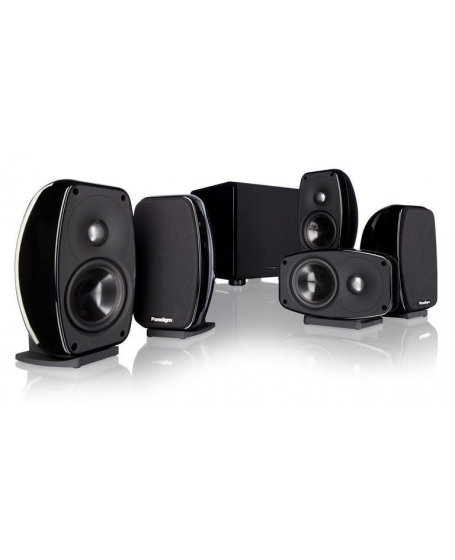 Paradigm Cinema 100 CT Satellite 5.1 Speaker Package