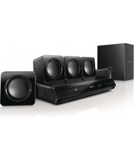 Philips 5.1 DVD Home Theater HTD3510/98